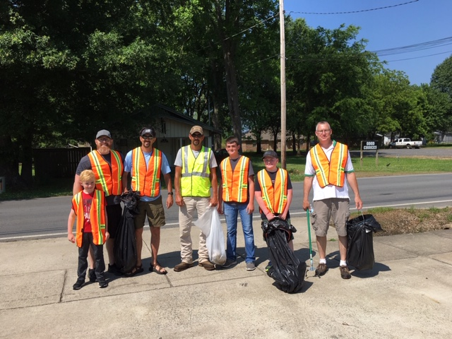 Community Cleanup 1